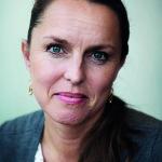 Sophie Nordström, projektledare på Naturskyddsföreningen. Foto: Johan Bävman