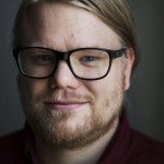 Läraren David Gelebo. Foto: Johan BŠävman