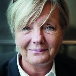 Maria Jarlsdotter, rektor på Malmö latinskola. Foto: Johan Bävman